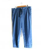 UMIT BENAN(ウミットベナン)の古着「パンツ」|ブルー