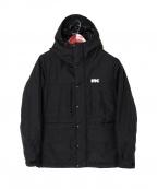FTC(エフティーシー)の古着「WATERPROOF 3L MOUNTAIN JACKET 」|ブラック