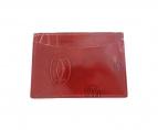 Cartier(カルティエ)の古着「カードケース」|ボルドー