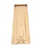 REKISAMI(レキサミ)の古着「プリーツチュールロングスカート」