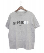 THE PARK.ING GINZA(ザパーキング)の古着「Tシャツ」|グレー