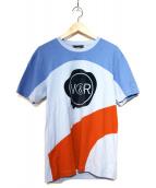 VIKTOR&ROLF(ヴィクターアンドロルフ)の古着「Tシャツ」 スカイブルー