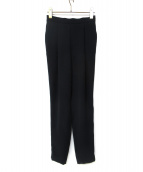 ENFOLD(エンフォールド)の古着「パンツ」|ネイビー