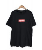 SUPREME(シュプリーム)の古着「20th Anniversary BOX LOGO TEE」|ブラック