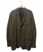McGREGOR(マクレガー)の古着「コットンナイロンフィールドジャケット」|カーキ