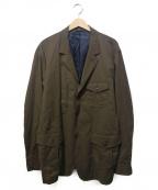 McGREGOR(マックレガー)の古着「コットンナイロンフィールドジャケット」 カーキ
