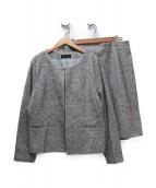 INDIVI(インディヴィ)の古着「スカートスーツ」