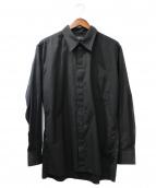 syte yohji yamamoto(サイト ヨウジヤマモト)の古着「レギュラーブロードシャツ」