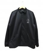 Vaporize(ヴェイパライズ)の古着「キングコーチジャケット」 ブラック