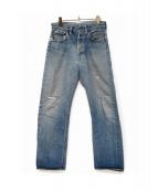 LEVIS(リーバイス)の古着「501XX/デニムパンツ」|ブルー