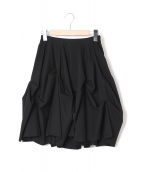 FOXEY NEWYORK(フォクシーニューヨーク)の古着「スカート」|ブラック