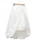 3.1 phillip lim(3.1フィリップリム)の古着「コットンバブルヘムスカート」