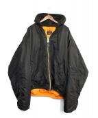 VETEMENTS × ALPHA(ヴェトモン × アルファ)の古着「リバーシブルMA-1ジャケット」