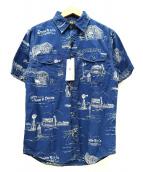 RRL(ポロ・ラルフローレン)の古着「半袖シャツ」
