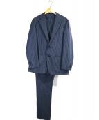 EDIFICE(エディフィス)の古着「トロペンシルセットアップ」|ネイビー