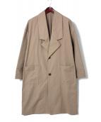 vivienne westwood MAN(ヴィヴィアン ウエストウッド マン)の古着「フィリッパコート」|ベージュ