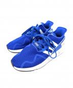 adidas(アディダス)の古着「エキップメントクッションスニーカー」|ブルー