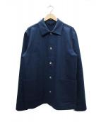 A.P.C.(アーペーセー)の古着「Kerlouanジャケット」|ネイビー