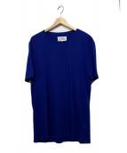 Martin Margiela14(マルタンマルジェラ14)の古着「Tシャツ」|ブルー
