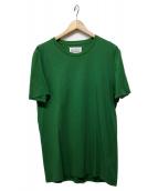 Martin Margiela 10(マルタンマルジェラ10)の古着「Tシャツ」|グリーン