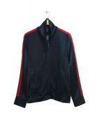 BURBERRY(バーバリー)の古着「サイドライントラックジャケット」|ネイビー