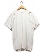 CELINE(セリーヌ)の古着「サイドホールTシャツ」