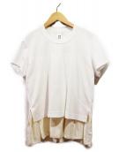 noir kei ninomiya(ノワール ケイ ニノミヤ)の古着「レイヤードTシャツ」
