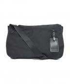 arts&crafts(アーツアンドクラフト)の古着「MESSENGER SHOULDER/バッグ」 ブラック