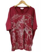 V.W. RED LABEL(ヴィヴィアン ウエストウッド レッドレーベル)の古着「星座柄カットソー」