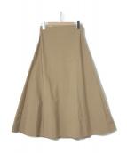 YLEVE(イレーヴ)の古着「コットンタイプライタースカート」