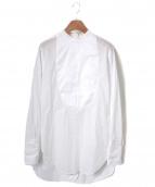 FUMIKA UCHIDA(フミカ ウチダ)の古着「バックオープンドレスシャツ」