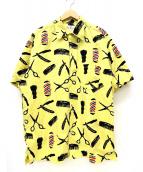 Aloha Blossom(アロハブロッサム)の古着「BARBA アロハシャツ」
