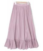 MARIHA(マリハ)の古着「フレアロングスカート」