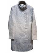 Desigual(デシグアル)の古着「コート」|スカイブルー