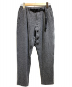 GRAMICCI(グラミチ)の古着「クライミングウールパンツ」