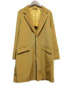 DISCOVERED(ディスカバード)の古着「コットンナイロンチェスターコート」
