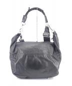 Jas-M.B.Collection for EDIFICE(ジャスエムビー)の古着「2WAYショルダーバッグ」|ブラック