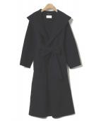 CELFORD(セルフォード)の古着「リバーコート」|ネイビー