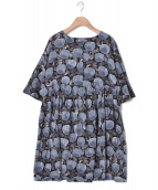marimekko(マリメッコ)の古着「ブラウスワンピース / OLENA」