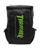 THRASHER(スラッシャ)の古着「バックパック」|ブラック×グリーン