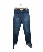 JANE SMITH(ジェーンスミス)の古着「カットオフデニムパンツ」