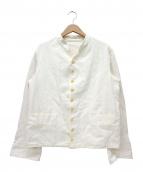 ANATOMICA(アナトミカ)の古着「ドールマンジャケット」|アイボリー