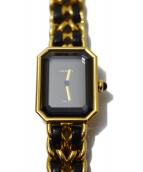 CHANEL(シャネル)の古着「プルミエールM/腕時計」