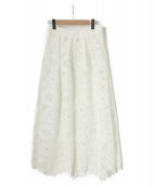 LUANA(ルアナ)の古着「レース巻きスカート」
