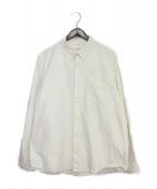 VISVIM(ビズビム)の古着「LUNGTA ALBACORE INDG CHK L/S」 アイボリー