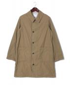 VISVIM(ビズビム)の古着「GREASE MONKEY COAT」
