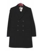 BURBERRY LONDON(バーバリーロンドン)の古着「カシミヤ混チェスターコート」