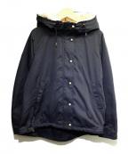 franche lippee(フランシュリッペ)の古着「パールボタンジャケット」 ブラック