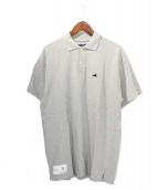 DESCENDANT(ディセンダント)の古着「ポロシャツ」|グレー