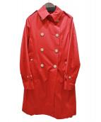 Traditional Weatherwear(トラディショナルウェザーウェア)の古着「トレンチコート」|レッド